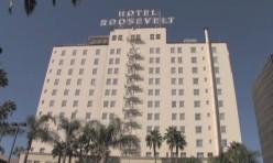 The Roosevelt Hotel wedding