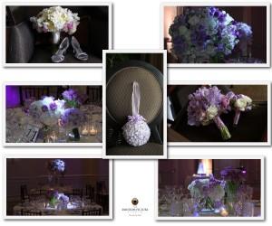 Enchanted Florist Ritz Carlton wedding floral design