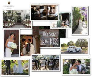 san juan capistrano wedding video images from the villa