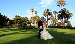 Santa Barbara wedding video Recap